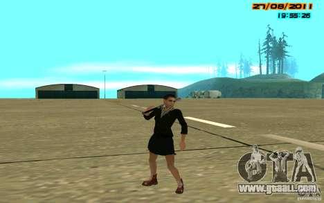 SkinHeads Pack for GTA San Andreas sixth screenshot