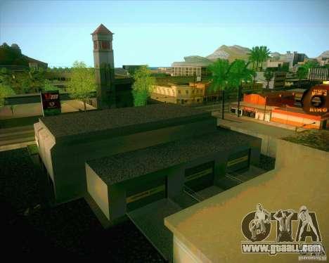 New textures All Saints General Hospital for GTA San Andreas forth screenshot