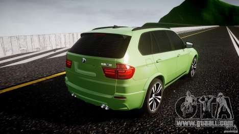 BMW X5 M-Power for GTA 4 side view