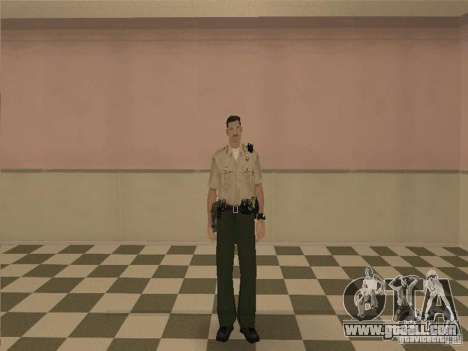 Los Angeles Police Department for GTA San Andreas second screenshot