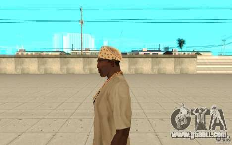 Bandana yendex for GTA San Andreas second screenshot