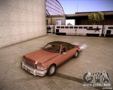 HD Idaho for GTA San Andreas