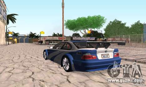 New Groove by hanan2106 for GTA San Andreas sixth screenshot
