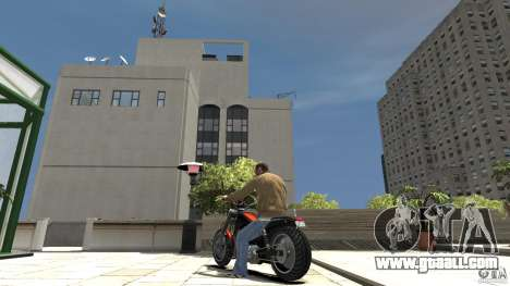 The Lost and Damned Bikes Revenant for GTA 4 back left view