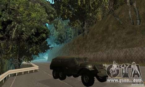 BTR-152 for GTA San Andreas