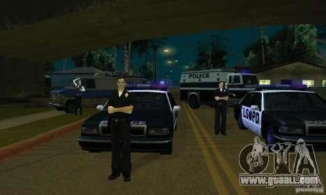 Project x on Grove Street for GTA San Andreas sixth screenshot