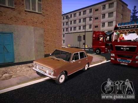 VAZ 21011 for GTA San Andreas right view