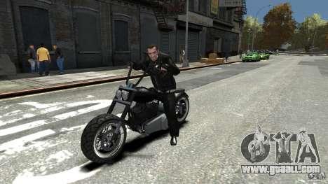 Metal Clothes FULL Pack v1 for GTA 4 second screenshot