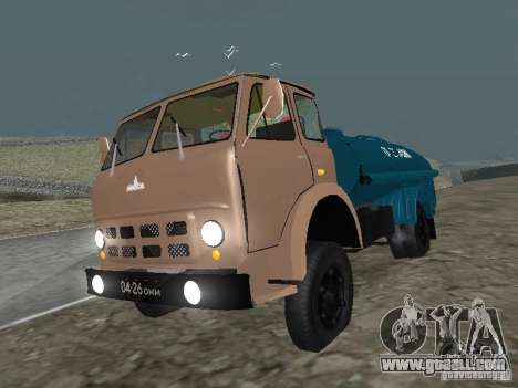 MAZ 503 for GTA San Andreas