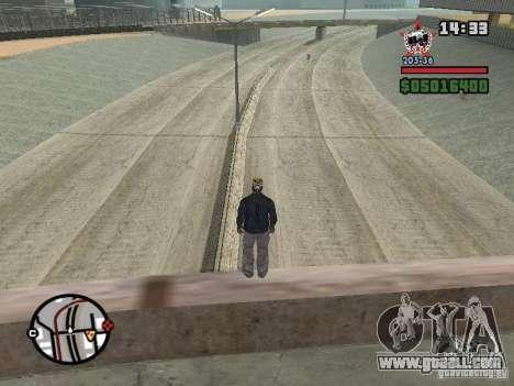 Todas Ruas v3.0 (Las Venturas) for GTA San Andreas seventh screenshot