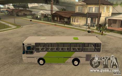 Ciferal GLS OH1420 Transantiago for GTA San Andreas left view