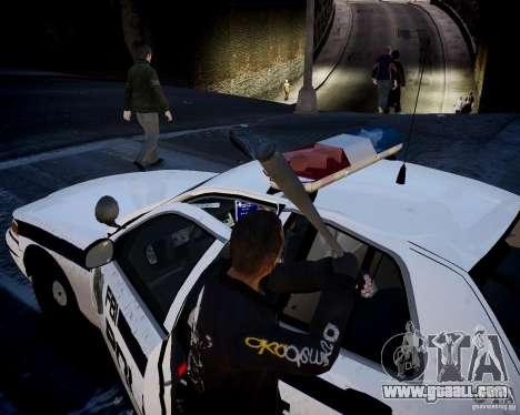 Bad Niko for GTA 4 third screenshot