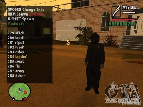 GTA IV peds to SA pack 100 peds for GTA San Andreas second screenshot