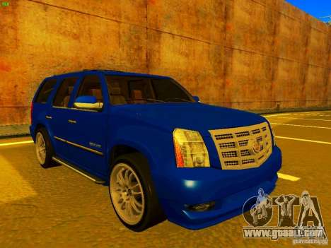 Cadillac Escalade for GTA San Andreas