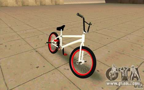 New BMX for GTA San Andreas