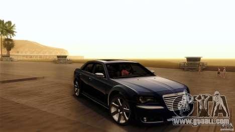 Chrysler 300C V8 Hemi Sedan 2011 for GTA San Andreas side view