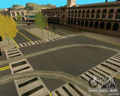 GTA 4 Roads for GTA San Andreas ninth screenshot