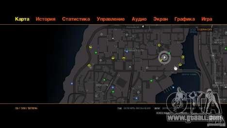 CG4 Radar Map for GTA 4 seventh screenshot