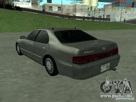 Toyota Cresta JZX 90 for GTA San Andreas left view
