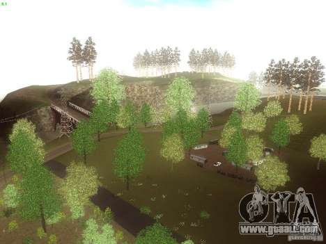 Spring Season v2 for GTA San Andreas eighth screenshot