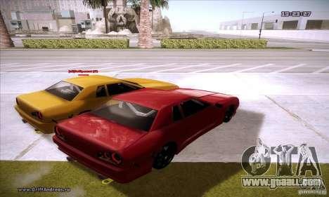 ENBSeries v5.0 Baby Blue for GTA San Andreas sixth screenshot