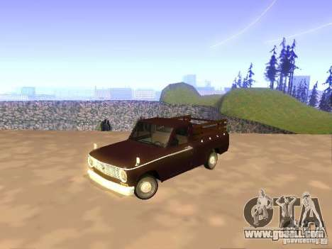 Mazda Familia 800 Pickup for GTA San Andreas