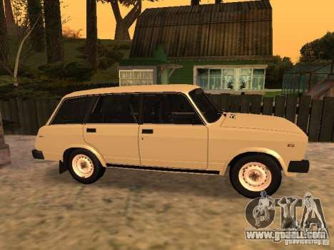 VAZ 2104 for GTA San Andreas left view
