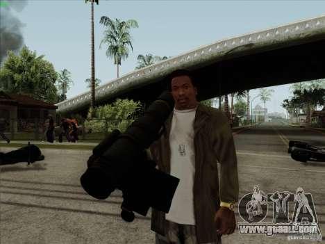 Javelin for GTA San Andreas third screenshot