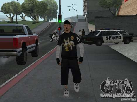 Cops skinpack for GTA San Andreas forth screenshot
