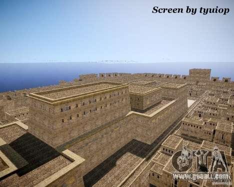 Ancient Arabian Civilizations v1.0 for GTA 4 fifth screenshot