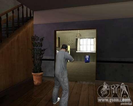 ShotGun for GTA San Andreas third screenshot