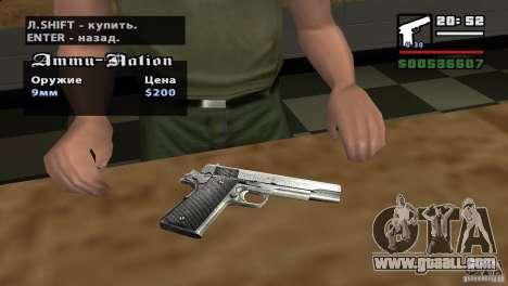 HD Assembly for GTA San Andreas second screenshot