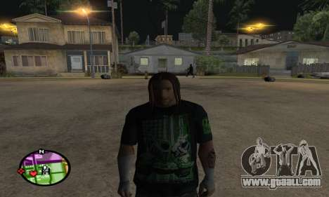 Triple H for GTA San Andreas third screenshot