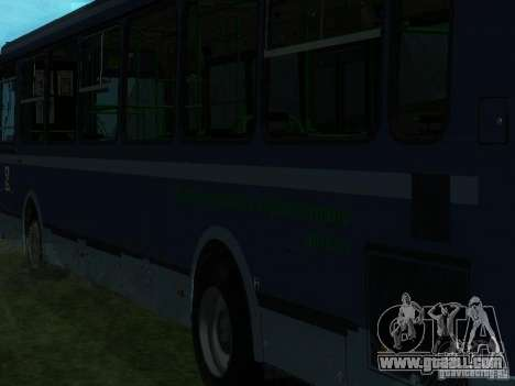 LIAZ 5256-25 for GTA San Andreas left view