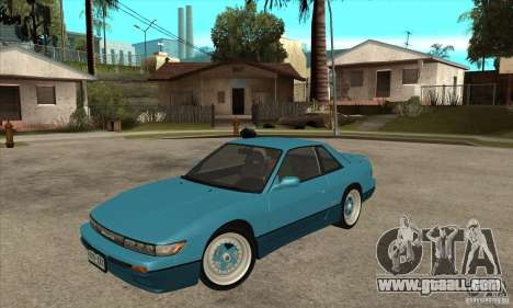 Nissan Silvia S13 1992 Club Ks for GTA San Andreas