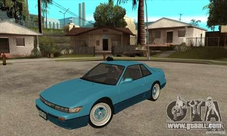 Nissan Silvia S13 1992 Club Ks for GTA San Andreas