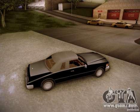 HD Idaho for GTA San Andreas inner view