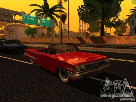 ENBSeries v1.6 for GTA San Andreas seventh screenshot