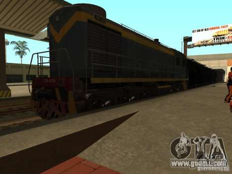TÈM1M-1836 for GTA San Andreas