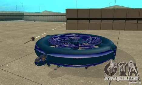 Chuckup for GTA San Andreas