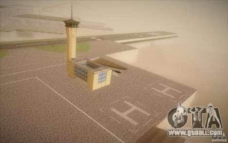 New San Fierro Airport v1.0 for GTA San Andreas