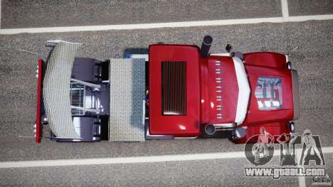 Peterbilt Sport Truck Custom for GTA 4 right view