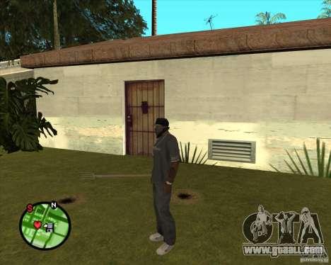 Pitchfork for GTA San Andreas third screenshot