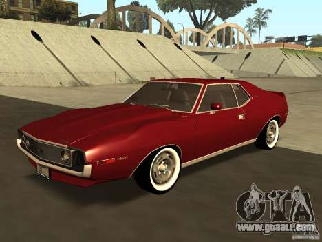 AMC AMX Stock for GTA San Andreas