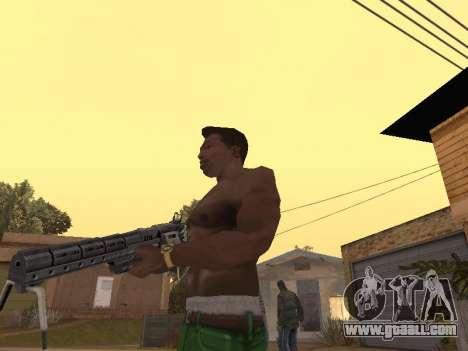 Bianchi FA-6 for GTA San Andreas third screenshot