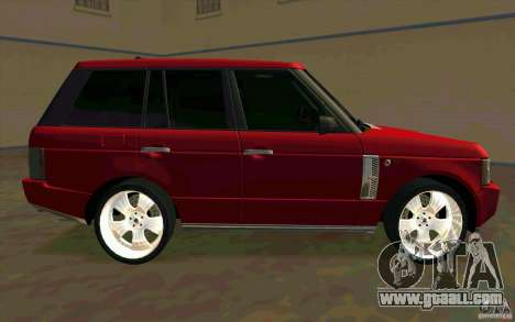 SPC Wheel Pack for GTA San Andreas forth screenshot