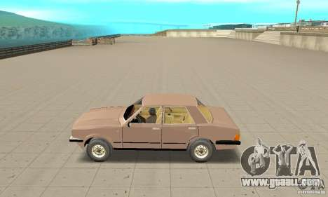 Ford Taunus 1978 for GTA San Andreas left view