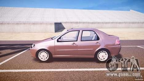 Fiat Albea Sole (Bug Fix) for GTA 4 left view