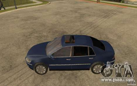 Volkswagen Phaeton 2005 for GTA San Andreas left view