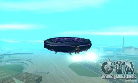 Chuckup for GTA San Andreas inner view